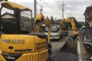 募集要項:建設工事の作業員およびオペレーターのサムネイル