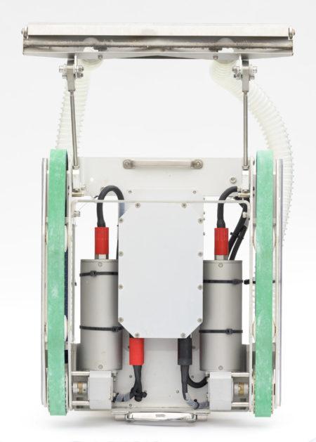中里建設㈱が保有する水中調査清掃ロボット『CUV-40』_3