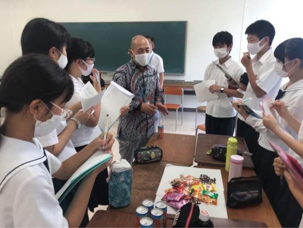 20201008_「佐野高校地域リーダーシンポジウム」で講和しました3