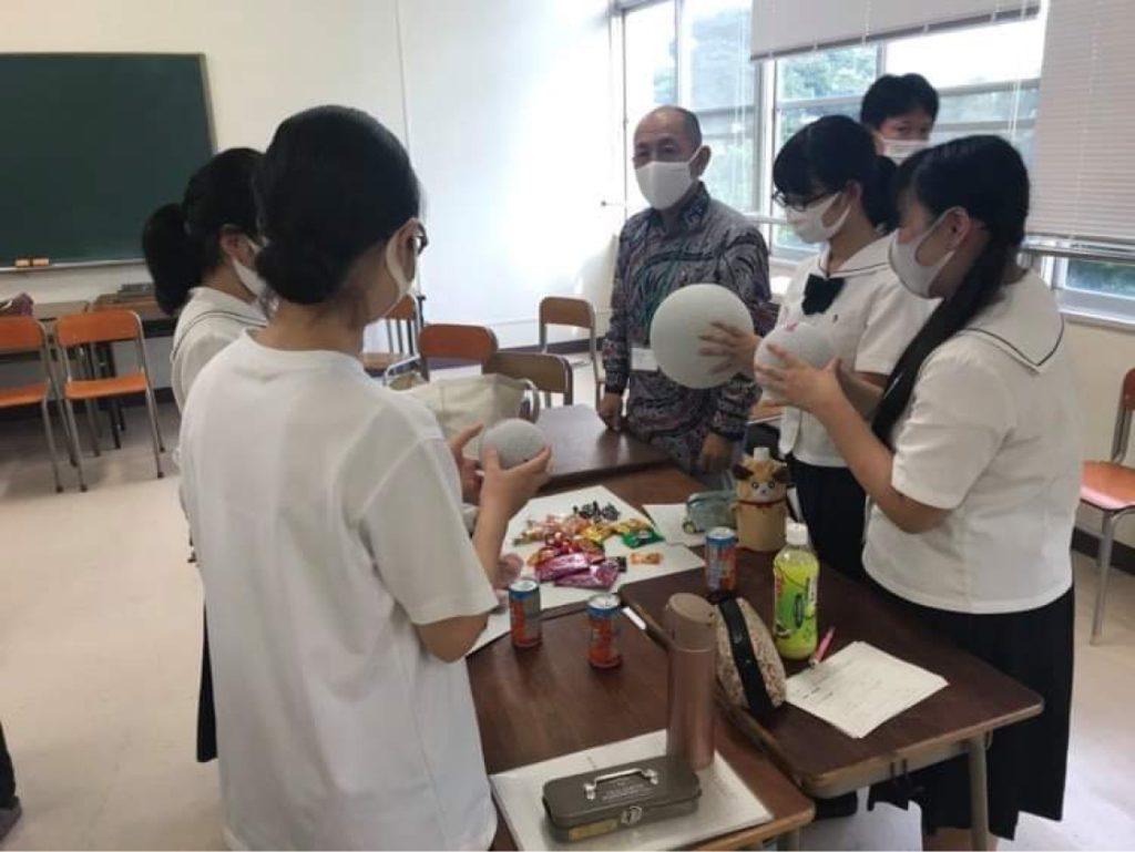 20201008_「佐野高校地域リーダーシンポジウム」で講和しました4